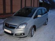 Opel Zafira B:г.в. ноябрь 2007