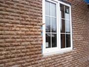 Искусственный камень для отделки фасада и цоколя