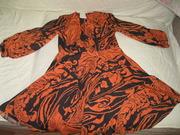 Продам платье шелковое