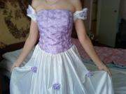 Эксклюзивная модель платье