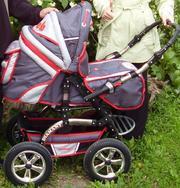 Продам детскую коляску ТРАНСФОРМЕР (Польша)