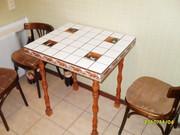 стол для кухни и дачи